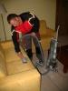 Giluminis minkštų baldų valymas bei plovimas